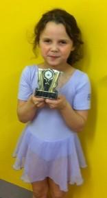 Megan Ballet Trophy