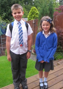 First day of school (2013)