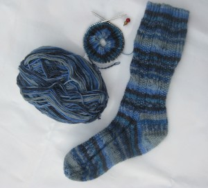 Alpha Sock two - caston