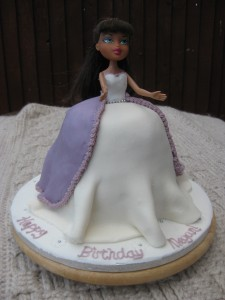 Megan's 8th Birthday Cake